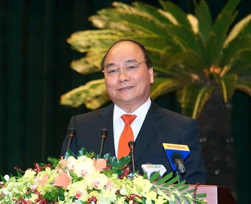 Le Premier ministre Nguyen Xuan Phuc salue les contributions des Viet kieu hinh anh 1