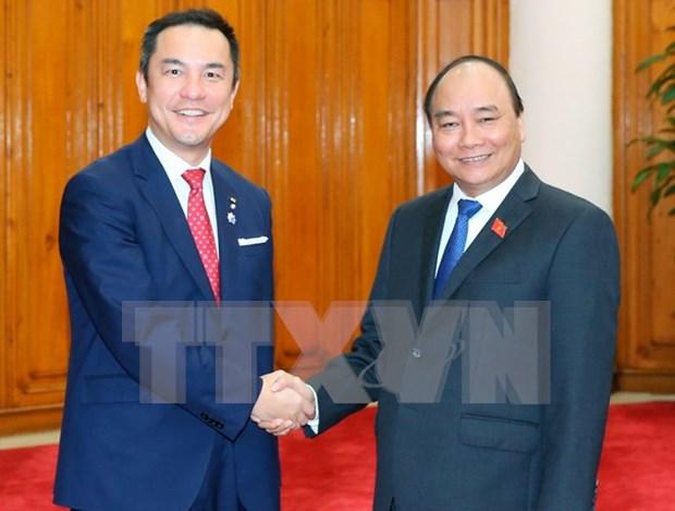 Le Vietnam considere le Japon comme son partenaire important hinh anh 1
