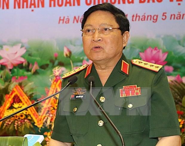 Le Vietnam participe a deux reunions de la defense de l'ASEAN hinh anh 1