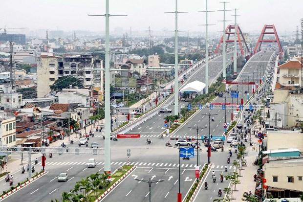 Ho Chi Minh-Ville : 7,6 milliards d'USD pour le developpement d'infrastructures hinh anh 1