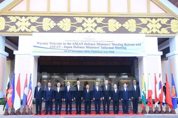La cooperation multiforme dans la defense contribue a consolider la solidarite de l'ASEAN hinh anh 1