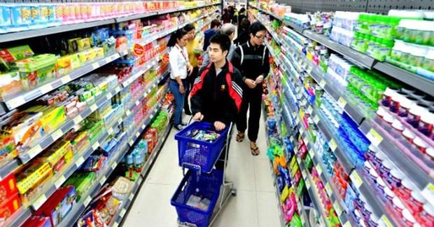 L'economie vietnamienne en croissance reguliere hinh anh 1