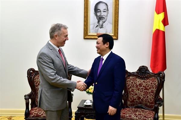 Renforcement des relations integrales Vietnam-Etats-Unis hinh anh 1