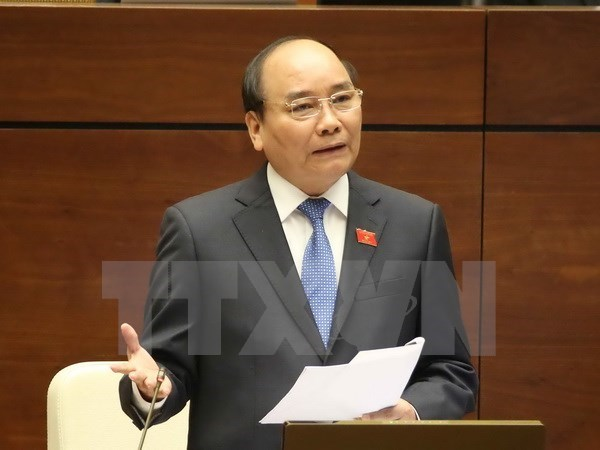 AN : le Premier ministre repond aux interpellations hinh anh 1