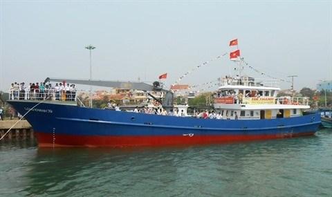 Encouragement de la construction de navires de forte puissance hinh anh 1