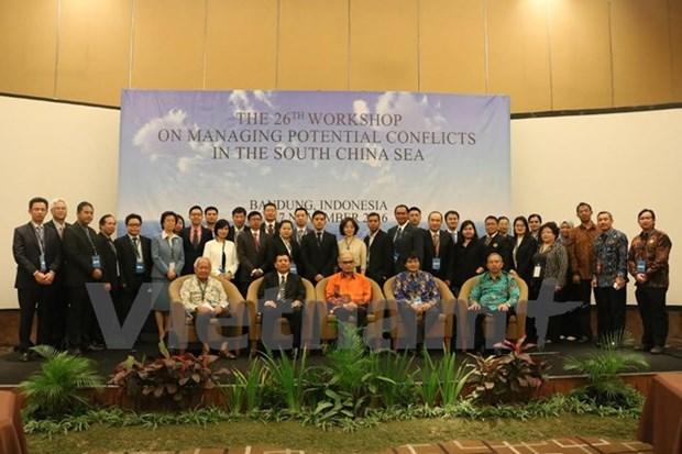 La gestion des conflits potentiels en Mer Orientale en debat en Indonesie hinh anh 1