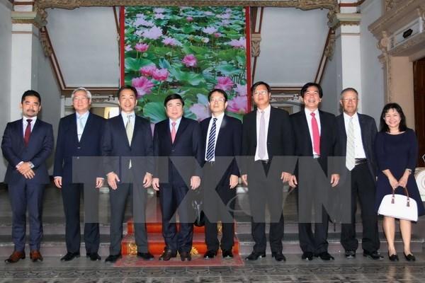 Le Japon continue d'aider HCM-Ville a realiser les projets par lui finances hinh anh 1