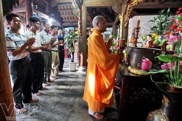 La pagode de Truong Sa Lon, une « borne religieuse » aux confins du pays hinh anh 2