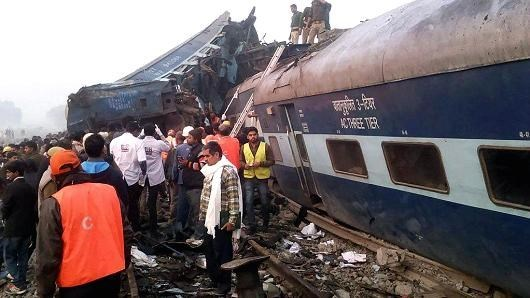 Accident de train en Inde: messages de condoleances des dirigeants vietnamiens hinh anh 1