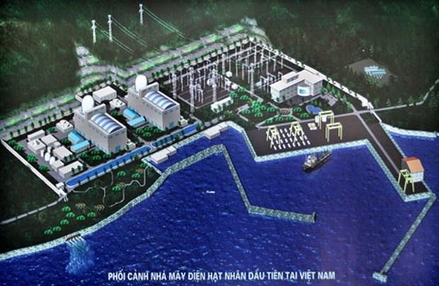 Arret de la construction de la centrale nucleaire de Ninh Thuan hinh anh 1
