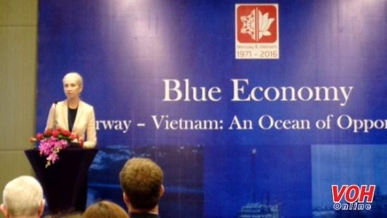 Economie maritime : Vietnam et Norvege accroissent leur cooperation hinh anh 1