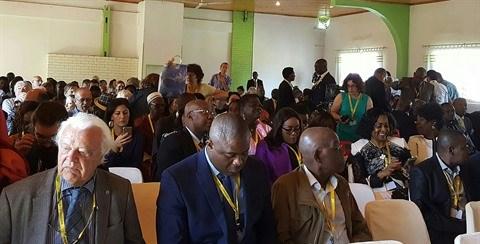 Madagascar : ouverture des 45es Assises de la presse francophone a Antsirabe hinh anh 3