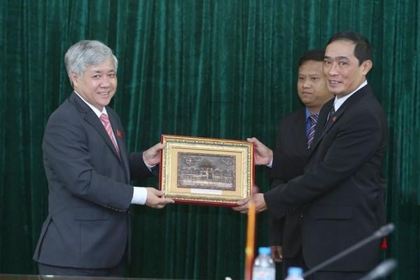 Le Vietnam veille au developpement des ethnies minoritaires hinh anh 1