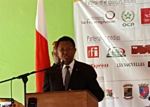 Madagascar : ouverture des 45es Assises de la presse francophone a Antsirabe hinh anh 1