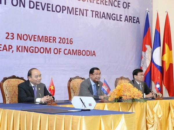 CLV : le Vietnam plaide pour une cooperation tripartite accrue hinh anh 1