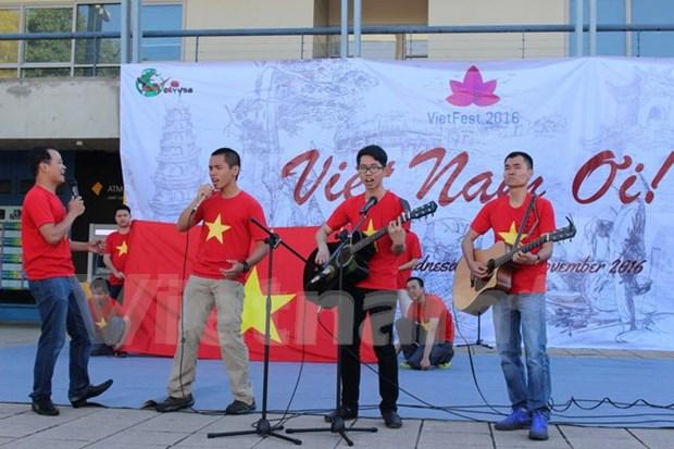 Fete de la culture vietnamienne en Australie hinh anh 1