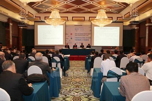Forum bilateral des entreprises de defense Vietnam-France hinh anh 1