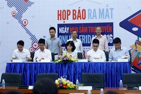 Le Vietnam succombe a la fievre du «Black Friday» hinh anh 1