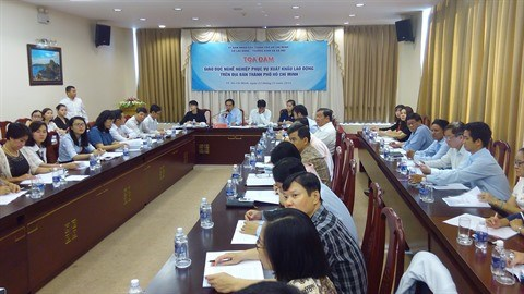 Mesures susceptibles de mieux envoyer la main-d'œuvre vietnamienne a l'etranger hinh anh 1