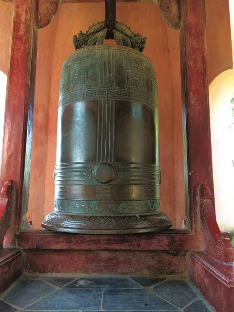 Thien Mu, la plus ancienne pagode de la cite imperiale de Hue hinh anh 4