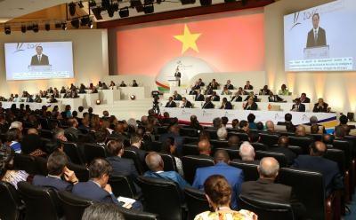 Le Vietnam salue les contributions actives de la Francophonie aux efforts communs hinh anh 1