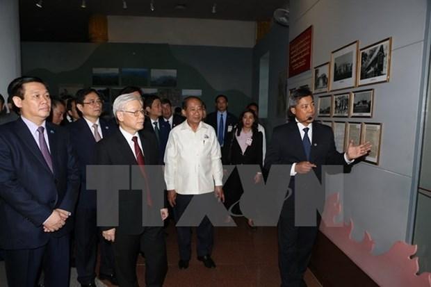 Les relations Vietnam-Laos au beau fixe hinh anh 1