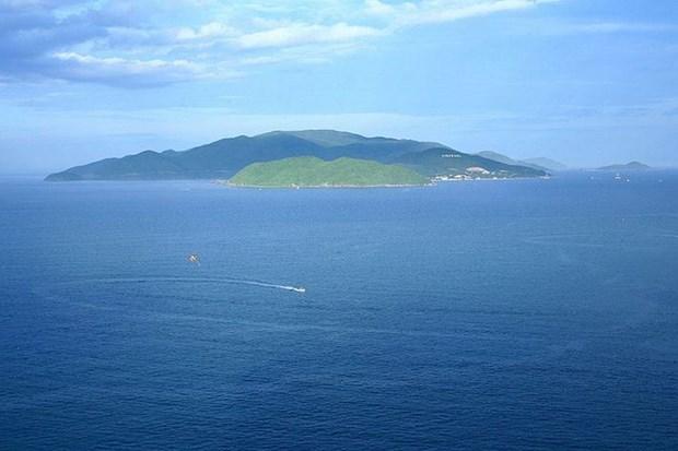 Developpement touristique sur les iles Hon Mun et Hon Tre dans la baie de Nha Trang hinh anh 1