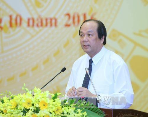 Le PM demande de verifier le statut juridique de Vinatas hinh anh 1