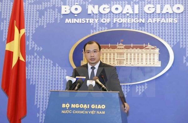 Le Vietnam proteste contre les exercices de Taiwan en Mer Orientale hinh anh 1