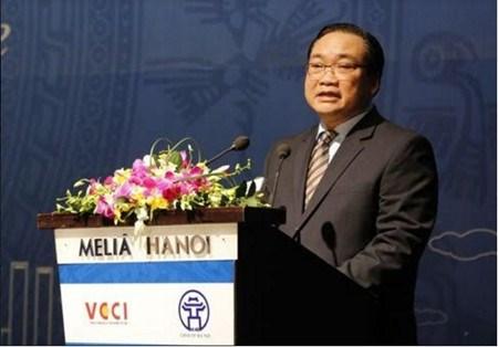 Hanoi : pour un environnement d'affaires propice aux investissements hinh anh 1