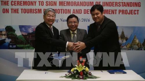 Les entreprises thailandaises aident Quang Nam a developper le tourisme hinh anh 1