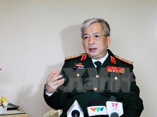 Defense : le Vietnam plaide pour des liens forts avec le Japon hinh anh 1