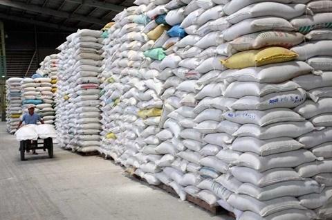Des difficultes pour les exportations de riz vietnamien hinh anh 1