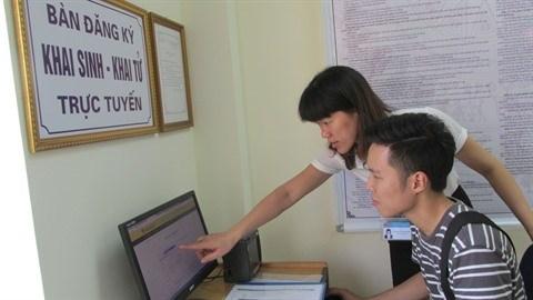Nouvelle reforme : demande d'acte de naissance en ligne hinh anh 1