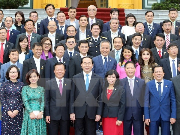 88 entreprises ont obtenu le label national 2016 hinh anh 2