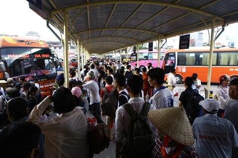 Anti-embouteillage : modification de plus de 39.000 itineraires d'autobus hinh anh 1