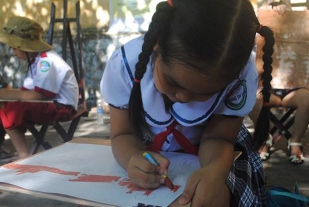 Da Nang lance des bibliotheques scolaires gratuites hinh anh 1