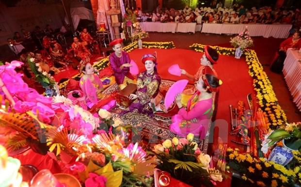 Le culte des Deesses-Meres sacre par l'UNESCO hinh anh 1
