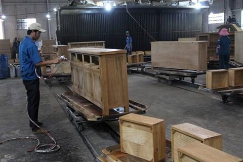 Exportations : le bois l'emporte sur le petrole brut hinh anh 1