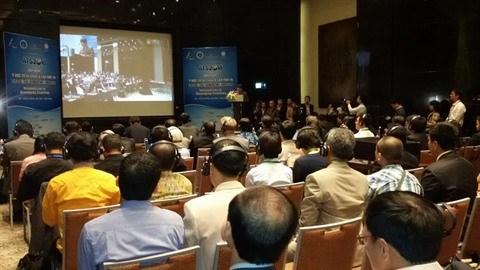 Hanoi accueille le symposium de telemedecine asiatique hinh anh 1