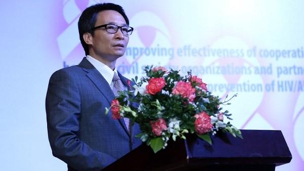 Renforcer les efforts pour mettre fin a l'epidemie de VIH/Sida d'ici a 2030 hinh anh 1