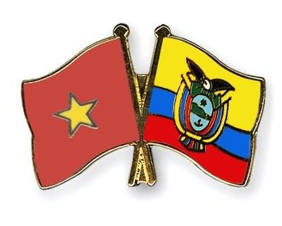 Vietnam-Equateur : renforcement des relations de cooperation hinh anh 1