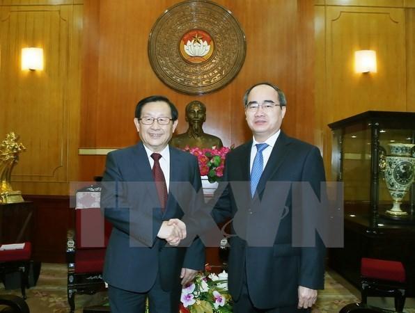 Vietnam-Chine: le FPV et la CCPPC plaident pour des liens accrus hinh anh 1