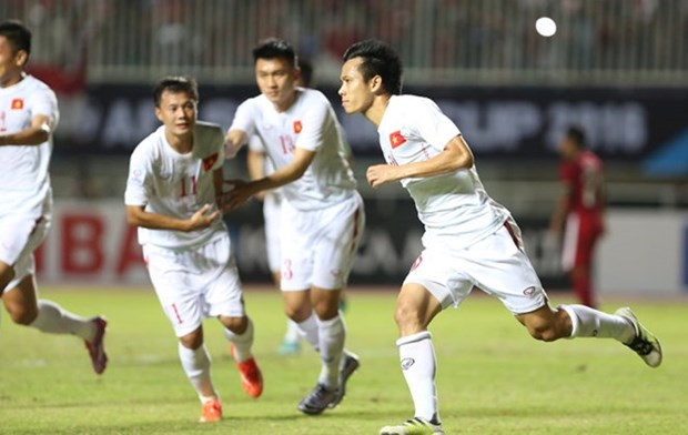 AFF Suzuki Cup 2016 : le Vietnam s'incline face a l'Indonesie hinh anh 1