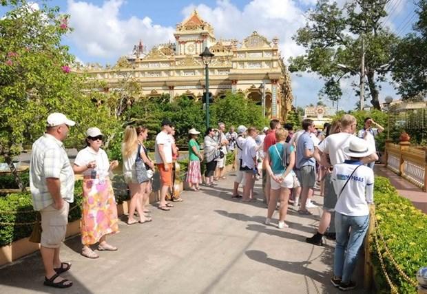 Le Vietnam est une destination touristique internationale de plus en plus prisee hinh anh 1