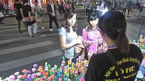 Faire revivre les to he, beaute de la culture populaire du Vietnam hinh anh 3