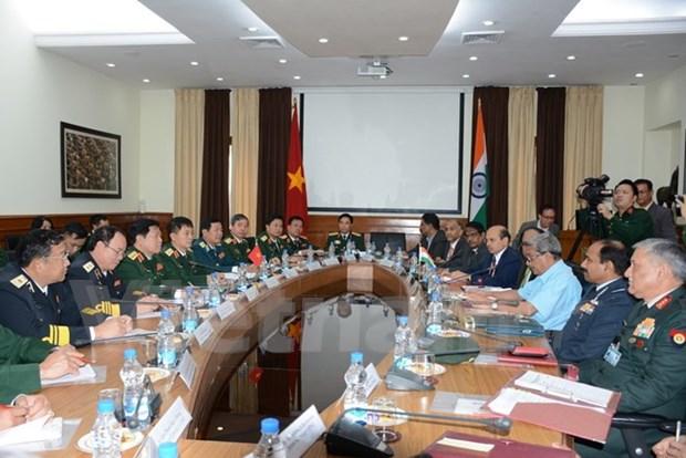Approfondir les relations de cooperation de defense Vietnam-Inde hinh anh 1