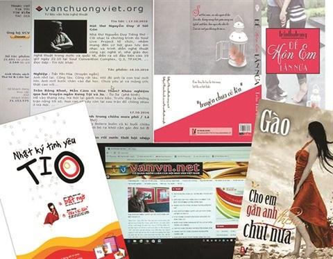 Les e-books, un nouveau chapitre pour la litterature vietnamienne hinh anh 1