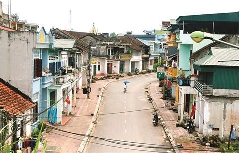 La beaute taciturne des maisons anciennes de Tien Yen hinh anh 1