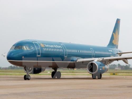 Vietnam Airlines celebre les 5 ans du vol direct vers le Royaume-Uni hinh anh 1
